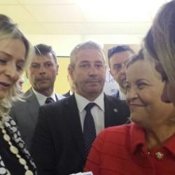 Visita del Ministro Lorenzin con Marilena Sovrani per Latina Popolare - 12