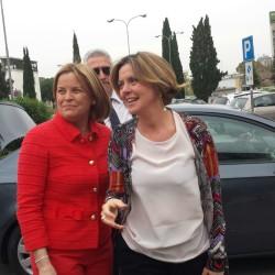 Visita del Ministro Lorenzin con Marilena Sovrani per Latina Popolare - 11