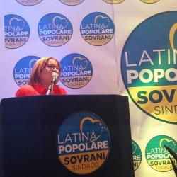 Visita del Ministro Lorenzin con Marilena Sovrani per Latina Popolare - 10