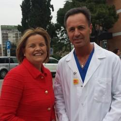 Visita del Ministro Lorenzin con Marilena Sovrani per Latina Popolare - 24